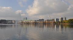 Germany - Hamburg - Binnenalster
