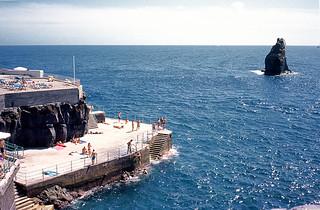 Funchal Coastline.