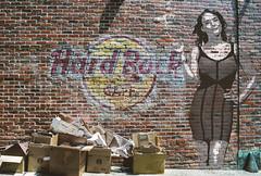 Hard Rock Ramona (Luv Duck - Thanks for 13M Views!) Tags: ramona hardrockcafe hardrockcafeseattle stencil downtownseattle seattle seattlegirls modeling banksy alley girlinanalley