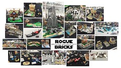 RogueBricks @ Bricking Bavaria 2017 (Vaionaut) Tags: roguebricks brickingbavaria exhibition collage lego legomoc starwars legostarwars hobbit legohobbit lotr legolordoftherings lordoftherings zelda toy toys bricks minifigure minifigures creations fun weekend awesome fantastic