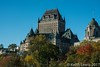 Château Frontenac from a penthouse (keithhull) Tags: châteaufrontenac hotel building historic quebeccity quebec canada