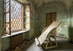 Treatment Room (Paul J Photography) Tags: urbex abandoned italy