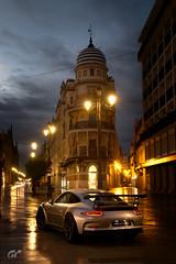 Porsche 911 GT3 RS - Gran Turismo™SPORT (:: Spark ::) Tags: porsche 911 gt3 rs gran turismo sport gt scapes