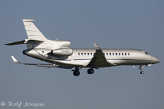OY-OLD Dassault Falcon 8X Private Zurich airport LSZH 15.10-17 (rjonsen) Tags: plane airplane aircraft aviation business jeg corporate