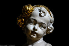 Mirada (raperol) Tags: 300d alemania escultura germany mirada munich retrato travel viaje
