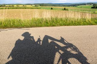recumbent cycling