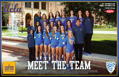 UCLA Women's Volleyball Team Photo 2017 (bruin805) Tags: ucla bruins volleyball womensvolleyball pac12 pauleypavilion