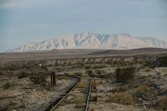 Desert Mountains (Arrowhead Fan) Tags: impossible railroad desert line pacific imperial san diego arizona eastern carrizo gorge grade crossing sdae baja bjrr