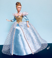 Almost Midnight (honeysuckle jasmine) Tags: princess fairytale ella james lily collection barbie doll cinderella disney