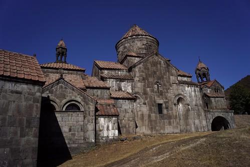 Haghpat - monastère 1