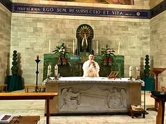 78 - Szentmise Lázár templomában - Betánia / Svätá omša v Kostole sv. Lazara - Betánia