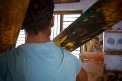 Watch and Learn (Bradbury Lense) Tags: akhadas exercise gym india kushti training weightlifting wrestler wrestling