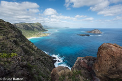 171206 Makapu'u Point-02.jpg (Bruce Batten) Tags: locations plants trips occasions oceansbeaches subjects northpacificocean cloudssky rocksgeologicalformations atmosphericphenomena hawaii businessresearchtrips usa waimanalo unitedstates us