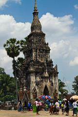 2017_04_16Savannakhet56 (Andi [アンデイ]) Tags: laos travel travelphotography street streetphotography seasia southeastasia lao newyear savhannaket vientiane vangvieng luangprabang canon sigma sigmaa nature village rural buddhism
