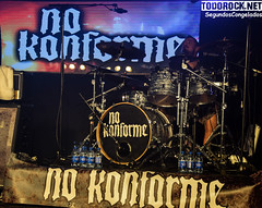 No Konforme @ Sala Copérnico, Madrid