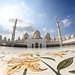 Abu Dhabi, United Arab Emirates - Sheikh Zayed Grand Mosque