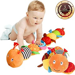 Musical Caterpillar Toy, LOXVAO Interactive Multicolored Infant Toy Stuffed Cuddly Baby Toy with Ruler Design, Bells and Rattle Educational Toddler Plush Toy for Newborn, Boys, Girls and Over 3 Month (saidkam29) Tags: baby bells boys caterpillar cuddly design educational girls infant interactive loxvao month multicolored musical newborn over plush rattle ruler stuffed toddler