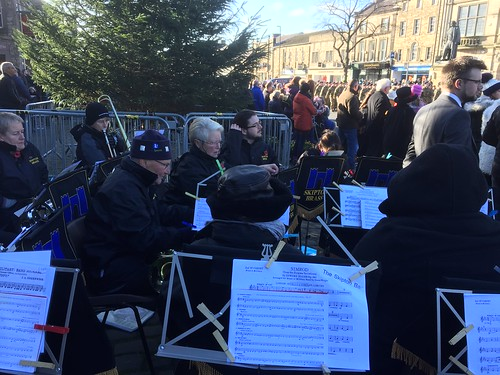 """Remembrance Sunday 2017 Skiptonbrass • <a style=""""font-size:0.8em;"""" href=""""http://www.flickr.com/photos/53948790@N07/38338781062/"""" target=""""_blank"""">View on Flickr</a>"""