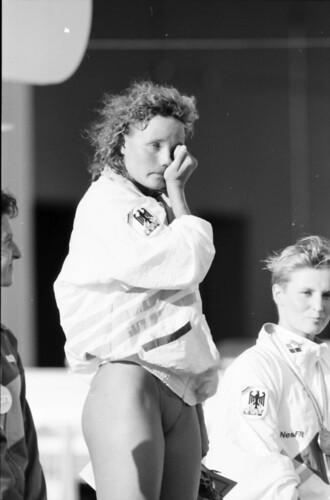303 Swimming EM 1991 Athens