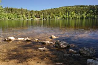 Windgfäll lake