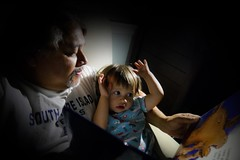 Last Picture of My Day #2551 (billycalzada) Tags: son father book children bedtime