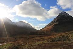 Glencoe (Thunder Eck) Tags: mountain glencoe glen lanscape landscape