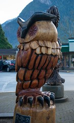 DSC_7963 (Copy) (pandjt) Tags: hope hopebc britishcolumbia carving carvings chainsawcarving sculpture publicart artwalk hopeartwalk woodcarving artwork