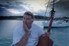 My friend Ron (dakonst (catching up)) Tags: img6590 sailing 2017 sigma24mmart sigma24art canon6d catamaran greekseascom boat sea portrait