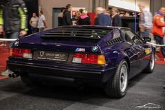 IMG_6012 (Joop van Brummelen) Tags: interclassics brussels cars bmw m4 dtm champion edition m1 z8 coupe convertible