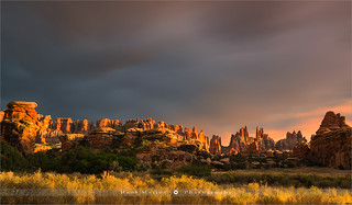 Chesler Park - Canyonlands NP - Utah