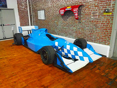 Lane Motor Museum 08-28-2017 - 1999 Dallara Truck Nation IRL Car 1 (David441491) Tags: lanemotormuseum car auto automobile 1999dallaratrucknationirlcar racecar racing race