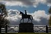 HM QUEEN ELIZABETH II (mark_rutley) Tags: queenannesride queenelizabeth statue equestrian horse history goldenjubilee windsor park