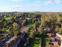 View from tower of St James Church!! (Barbara * busy bee) Tags: stjameschurch louth lincolnshire