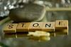 Stone ~ Macro Monday!!! HMM (Karen McQuilkin) Tags: rock bokeh bone fish macromonday stone