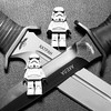 Knives & stormtroopers (BrickPredator) Tags: minifig lego stormtroopers knives knife