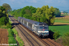 BB67364 sur TER Roanne Lyon vers Chasselay (philippedreyer1) Tags: