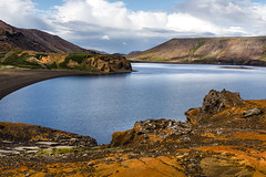 Icelandic landscape (Fabien Georget (fg photographe)) Tags: iceland lake icelandic islande water rocks longexposure landscape paysage sky ayezloeil beautifulearth bigfave canoneos600d canon elitephotography elmundopormontera eos fabiengeorget fabien fgphotographe flickr flickrdepot flickrunited georget geotagged flickunited longue mordudephoto nature paysages perfectphotograph perfectpictures wondersofnature wonders supershot supershotaward theworldthroughmyeyes shot poselongue photography photo greatphotographer french skogar bluehour granit sunset eau waterscape
