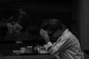 Münstergasse, Zürich, Switzerland (Gonzalo Aja) Tags: münstergasse zürich zurich switzerland suiza woman mujer girl chica coffee cafe book libro reading leyendo sunglasses gafas street city ciudad calle cityscape citylife life vida paisaje urbano urban outdoor aire libre scenic escena d5000 blackandwhite blancoynegro bw portrait retrato