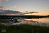 Sunset in Inari (Matteo Liberati) Tags: lapponia sunset finlandia inari tramonto laponia lapland finland regionedellalapponia fi landscape paesaggio paisaje waterscape nature natura naturaleza atardecer orange arancione naranja light luce luz clouds nuvole nubes lago lake water agua acqua boat barca barco porto puerto port contrast contrasto contraste reflections riflessi reflejos ombre sombras shadows summer verano estate outdoors exterior north nordic nordico nord artic artico europe europa