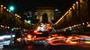 Champs Elyées (FredM.) Tags: d750 paris poselongue longueexposure nuit night nightlights champselysées arcdetriomphe