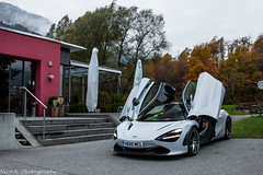 720S (Nico K. Photography) Tags: mclaren 720s white supercars new photoshooting open doors nicokphotography switzerland domatems