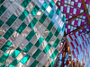 l295c-2016-11-10 (duaneschermerhorn) Tags: architecture building structure architect modern contemporary modernarchitecture contemporaryarchitecture abstract abstraction abstractarchitecture gehry frankgehry colorful sails green red silver