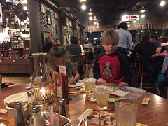 """Paul and Inde at Cracker Barrel • <a style=""""font-size:0.8em;"""" href=""""http://www.flickr.com/photos/109120354@N07/38686173771/"""" target=""""_blank"""">View on Flickr</a>"""