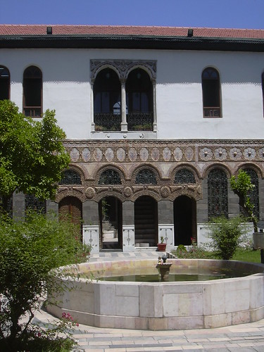 Damaskus, Bimaristan Nuri (Nurredin Hospital),  1154