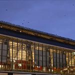 Nebelkrähen besetzen den Bahnhof Alexanderplatz thumbnail
