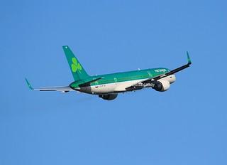 Aer Lingus  ( ASL Airlines )                                              Boeing 757                                    EI-LBR