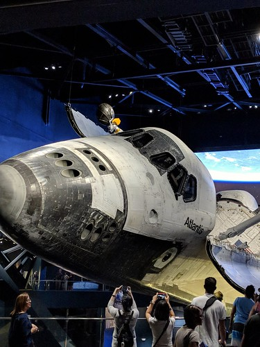 Space Shuttle Atlantis at Kennedy Space Center