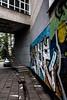 Graffiti, Vilnius, Lithuania (Davide Tarozzi) Tags: graffiti vilnius lithuania prospettiva perspective architettura architecture lietuva lituania vilniaus vilnaus