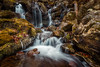 Cold Morning At Dark Hollow Falls (Vladimir Grablev) Tags: view cascades usa landscape nature nationalpark mountains rocks appalachian shenandoah virginia waterfalls scenic waterfall water cold ice syria unitedstates us