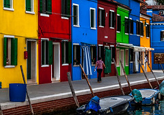 All about colors (BeNowMeHere) Tags: ifttt 500px reflection travel buildings colors trip colorful colourful landscape italy colours venice purple burano buranoisland venetianlagoon benowmehere allaboutcolors